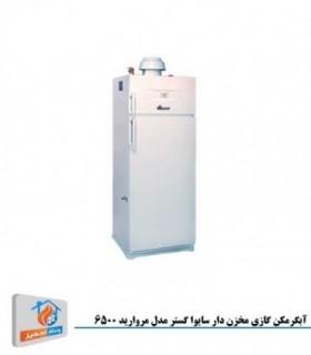آبگرمکن گازی مخزن دار سایوا گستر مدل مروارید 6500