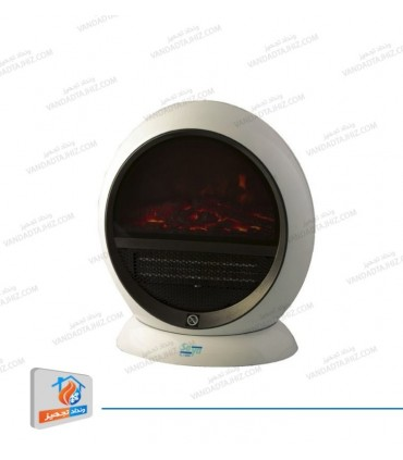 شومینه برقی پارس خزر FL-1500 | حداکثر توان 1500 وات سیستم ایمنی خاموشی خودکار Fireplace Pars Khazar
