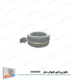جکوزی بادی هایواتر مدل HW0704