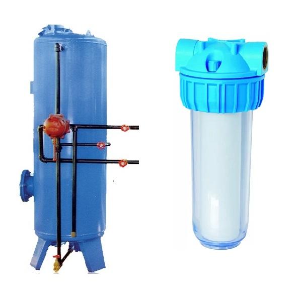 فیلتر تصفیه آب و سختی گیر و ونداد تجهیز